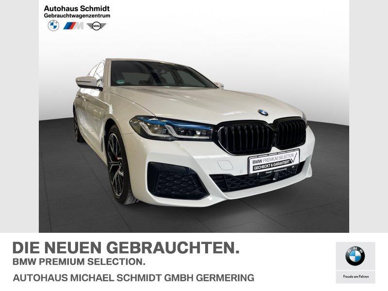 BMW 545e xDrive M Sportpaket*Bowers&Wilkins*19 Zoll*, Jahr 2021, Hybrid