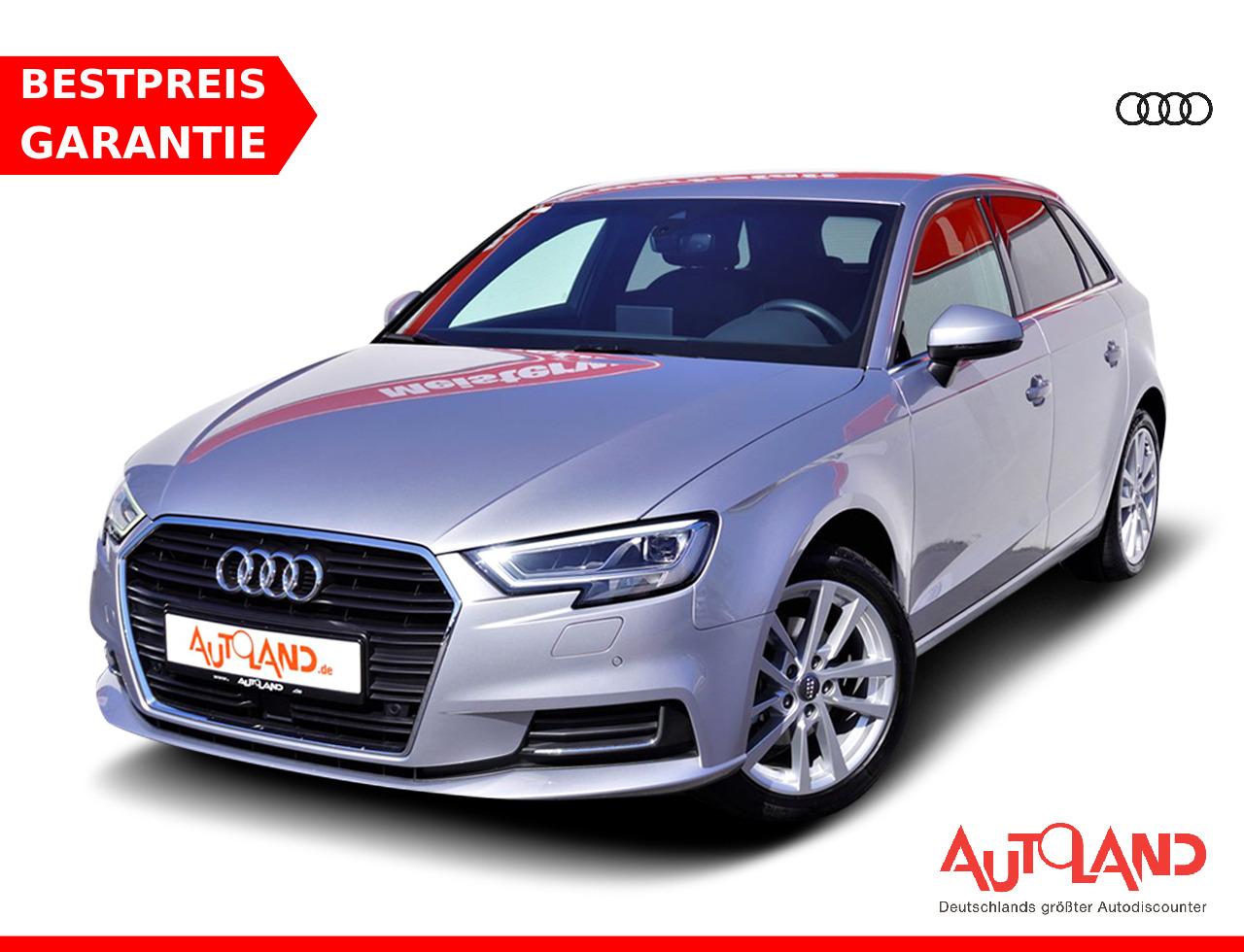 Audi A3, Jahr 2019, Benzin