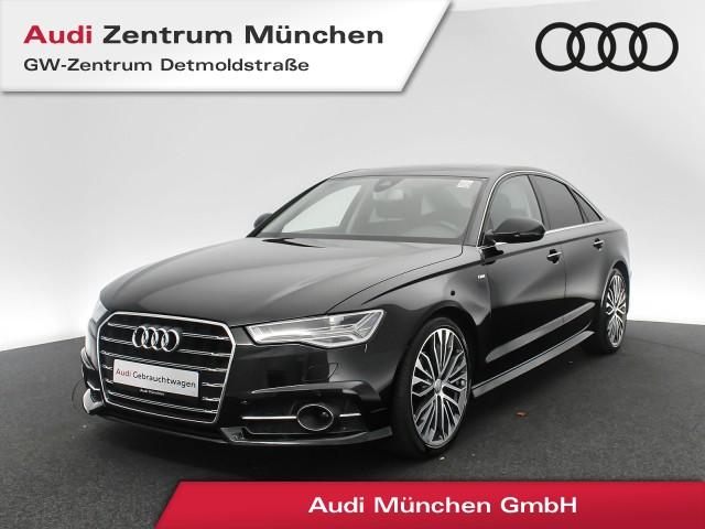 """Audi A6 2.0 TDI S line 20"""" MatrixLED Assistenz Navi GSD R-Kamera Keyless S tronic, Jahr 2017, diesel"""