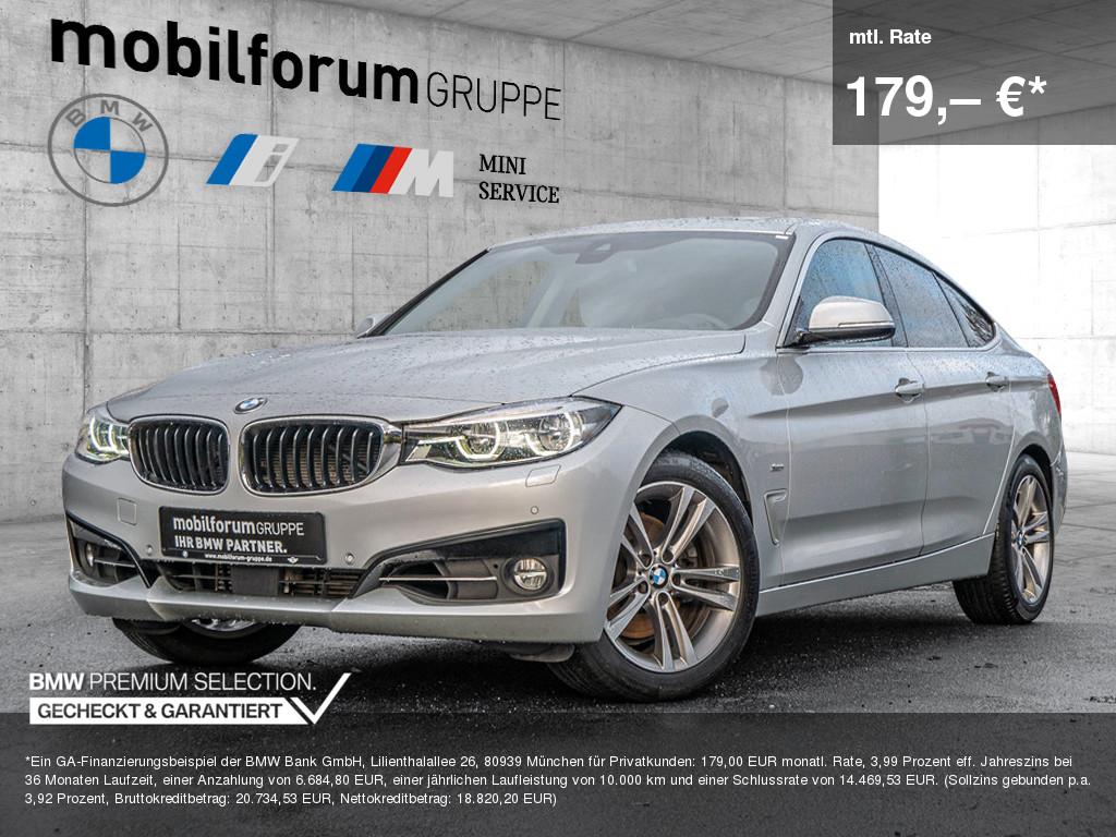 BMW 330d xDrive Gran Turismo Sport Line, Jahr 2017, Diesel