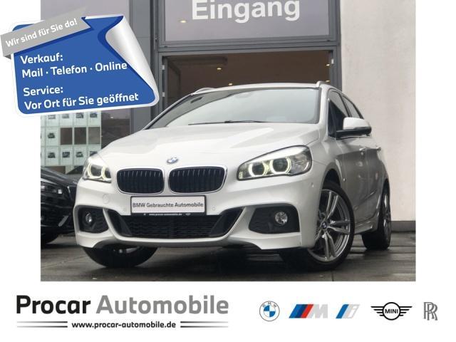 BMW 220 Active Tourer AT xDrive M-Sport Aut. NAV+ H/K RFK Pano DA, Jahr 2017, Diesel
