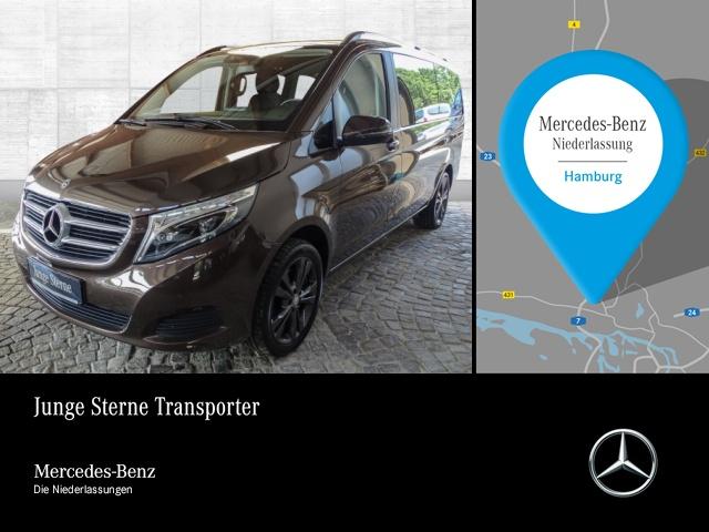 Mercedes-Benz V 250 CDI 4M EDITION Lang AHK Sportp. Kamera ILS, Jahr 2017, Diesel