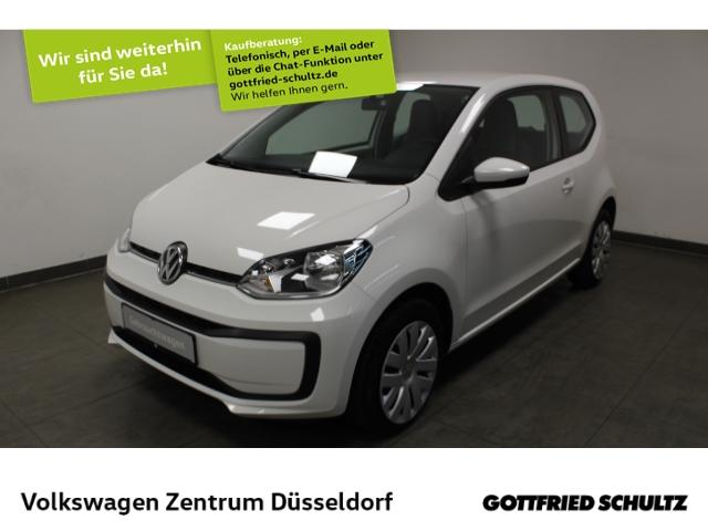 Volkswagen up! move *FSE*PDC*Radio*Klima*, Jahr 2020, Benzin