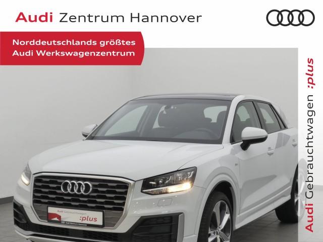 Audi Q2 1.0 TSI sport, Pano, Navi, 19 Zoll, Jahr 2018, Benzin