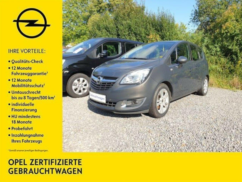 Opel Meriva B 1.4 Turbo Edition (Euro 6), Jahr 2014, Benzin