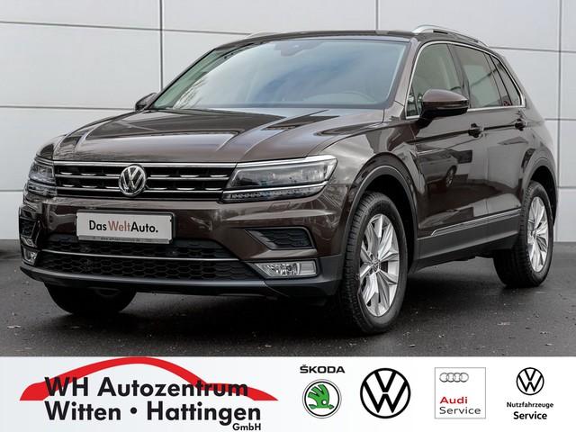 Volkswagen Tiguan 2.0 TDI 4Motion DSG HIGHLINE PANORAMA NAVI LED, Jahr 2016, Diesel