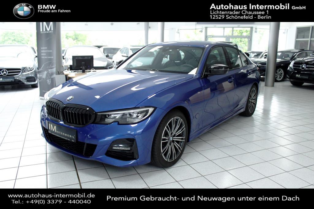 BMW 320 i M Sport*BMW Live Cockpit*LED*Alcantara**, Jahr 2019, Benzin
