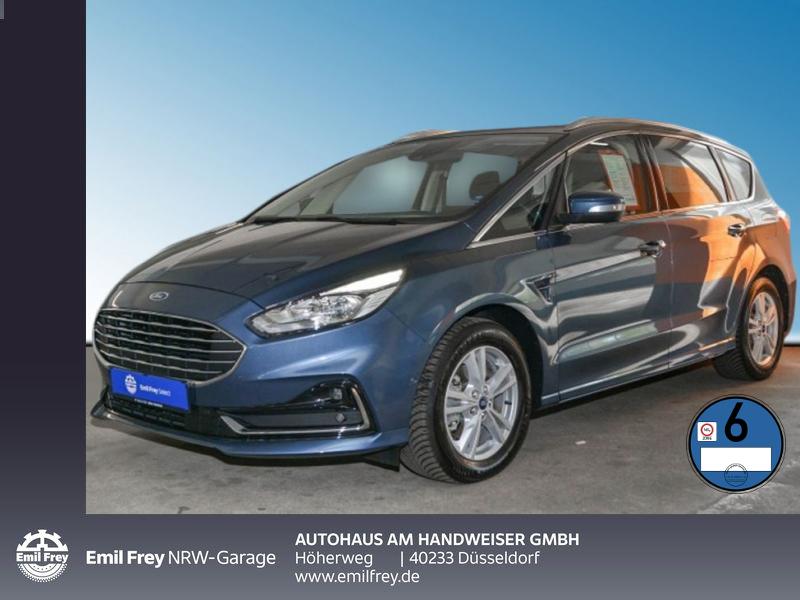 Ford S-Max 2.0 EcoBlue Aut. TITANIUM, AHK,Kamera,Navi, Jahr 2020, Diesel