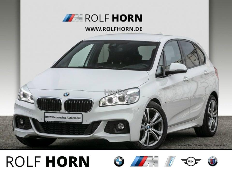 BMW 216 Active Tourer M Sportpaket Autom. EURO 6, Jahr 2017, Diesel