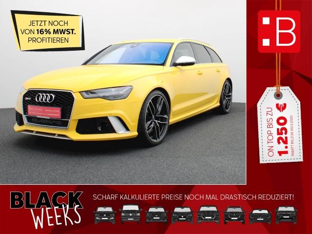 Audi RS6 MATRIX B&O HEAD-UP 21 KAMERA LEDER ASSISTENZ CONNECT DAB, Jahr 2015, Benzin