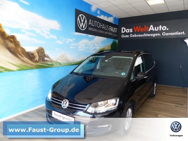 Volkswagen Sharan Comfortline UPE49441 DSG NAVI 7-SITZER, Jahr 2020, Diesel