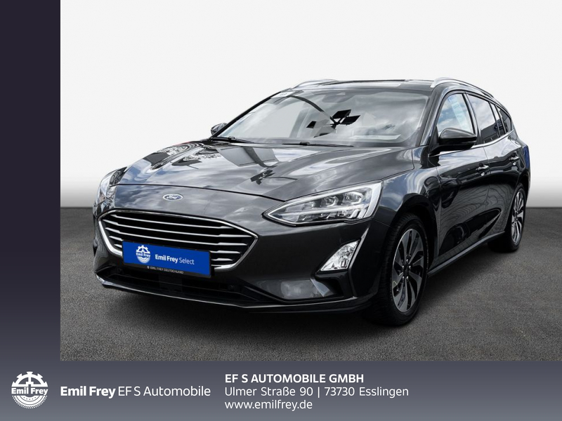 Ford Focus Turnier 1.5 EcoBlue*LED/Klimaaut./Navi/SmartLink*, Jahr 2019, Diesel