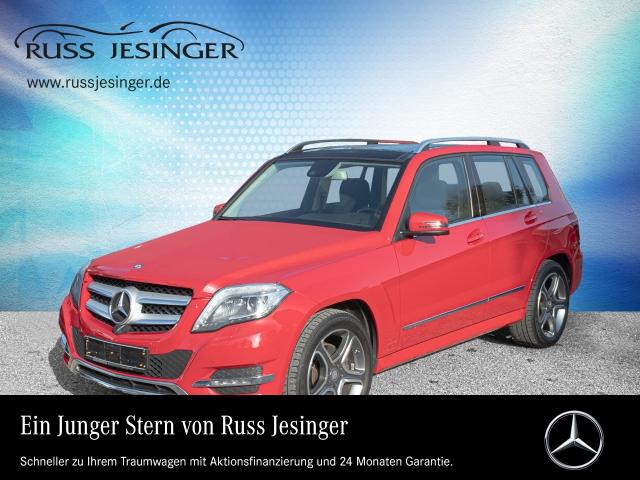 Mercedes-Benz GLK 250 BT 4M AHK + COMAND + Pano + 360° Kamera, Jahr 2015, diesel