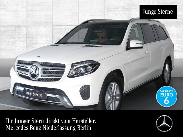 Mercedes-Benz GLS 350 d 4M 360° Airmat Pano Harman Distr., Jahr 2016, diesel