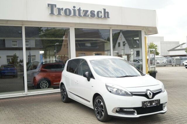 Renault Scenic III BOSE Edition / Automatik / Navi, Jahr 2016, Diesel