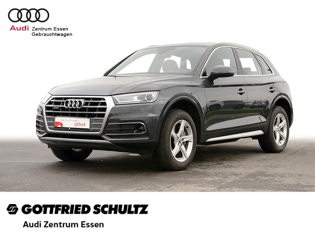 Audi Q5 sport 2.0 TDI quattro S tronic NAV PLUS SHZ XENON PDC VO HI FSE MUFU, Jahr 2018, Diesel