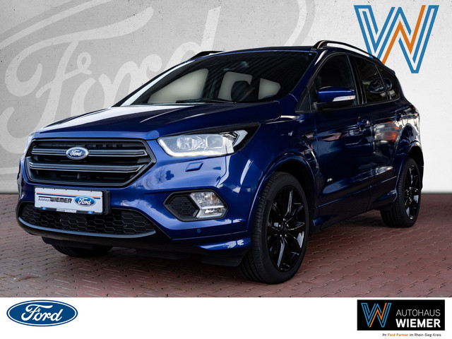 Ford Kuga 2.0l TDCi ST-Line 4x4 Automatik Navi Xenon, Jahr 2018, Diesel