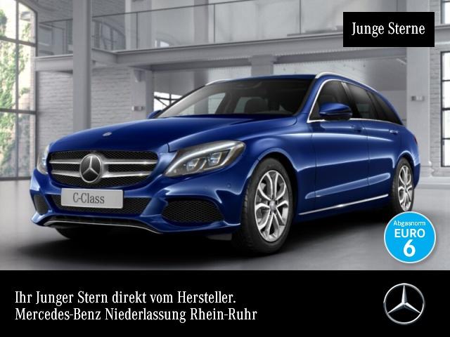 Mercedes-Benz C 300 h T Avantgarde 360° Airmat Distr+ COMAND, Jahr 2015, diesel