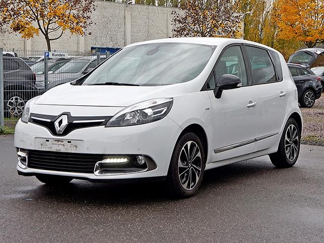 Renault Scenic III BOSE Edition 1.5 dCi 110 FAP Navi Keyless Rückfahrkam. Fernlichtass. PDCv+h, Jahr 2015, Diesel