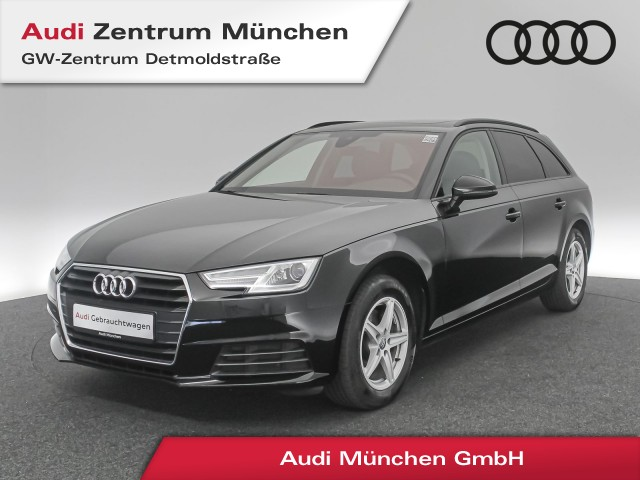 Audi A4 Avant 2.0 TDI Standhz. Pano el.Sitze Navi Xenon PhoneBox S tronic, Jahr 2018, Diesel