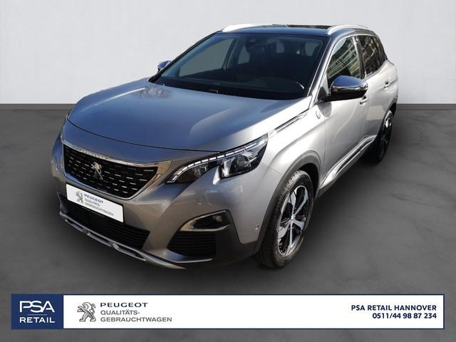 Peugeot 3008 BlueHDi 130 Crossway *Navi,Kamera,Shz*, Jahr 2018, Diesel
