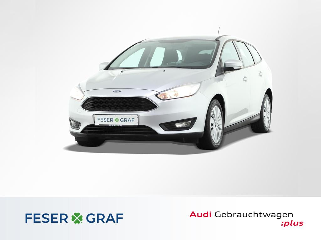 Ford Focus 1.5 TDCI Tunier Navi/PDC/Tempomat/Klima, Jahr 2018, Diesel