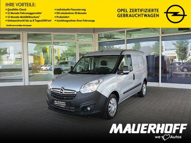 Opel Combo D Kasten L1H1 | Navi | PDC | Sitzheizung, Jahr 2018, Diesel