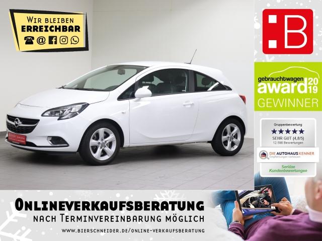 Opel Corsa E 1.4 Turbo (S-D) LimS3 Innovation ecoFlex S/S, Jahr 2016, Benzin