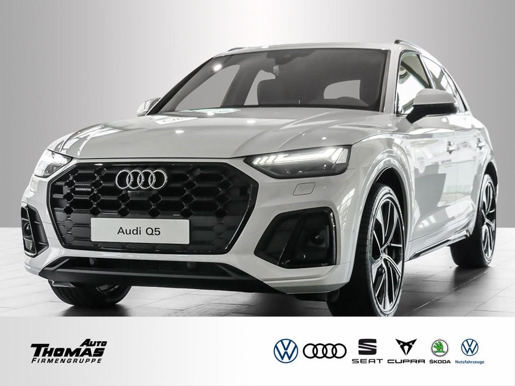 Audi Q5 S line 50TDI quattro tiptr.+VORBEREITUNG AHK, Jahr 2021, Diesel