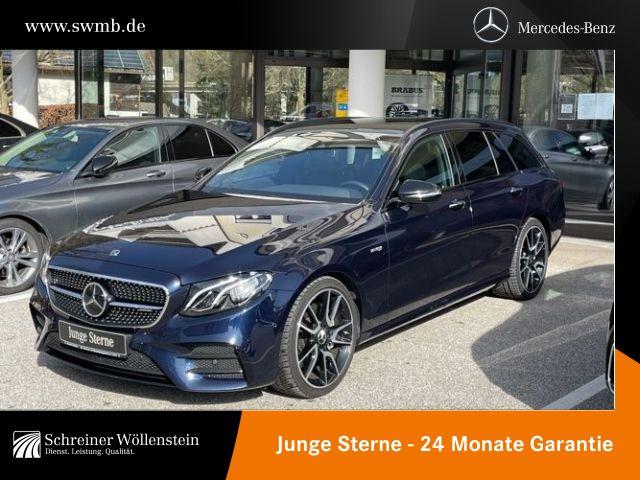 Mercedes-Benz E 43 AMG 4M T Sitzklima*COMAND*Memory, Jahr 2018, Benzin