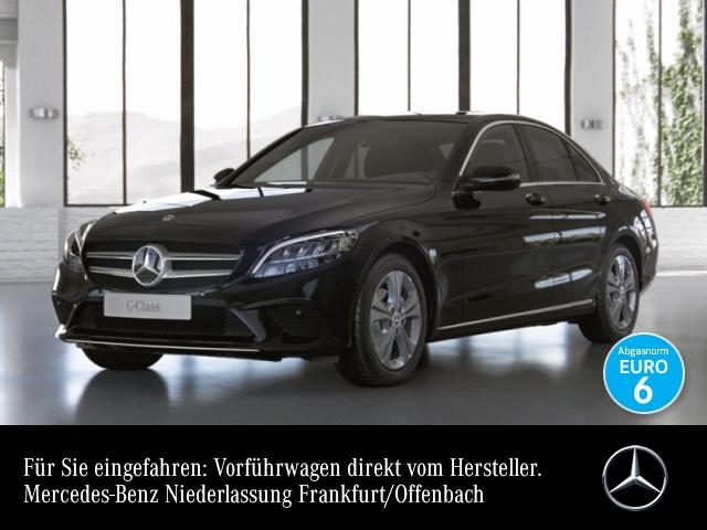 Mercedes-Benz C 220 d AVANTG+LED+Spur+Totw+Keyless+9G, Jahr 2021, Diesel
