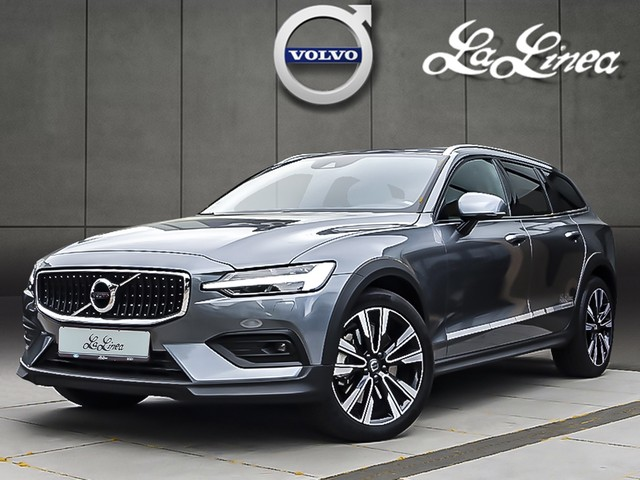 Volvo V60 CC D4 AWD Cross Country Pro Automatik ***NP., Jahr 2019, Diesel