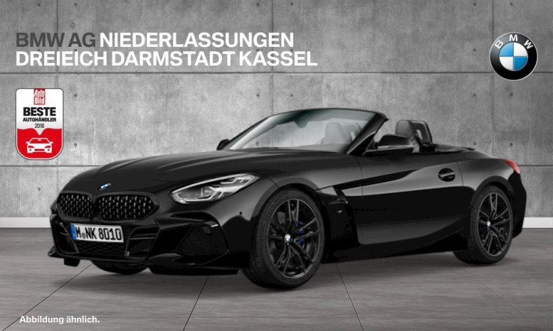 BMW Z4 M40i Head-Up HiFi DAB LED Navi Prof., Jahr 2020, Benzin