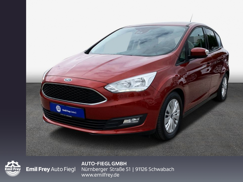 Ford C-Max 2.0 TDCi Start-Stop-System Business Edition, Jahr 2015, Diesel