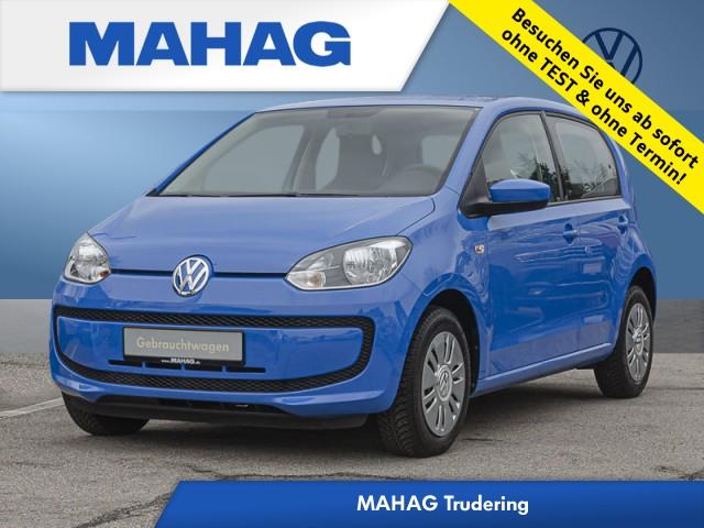 Volkswagen up! move up! 1.0 4Doors Cool&Sound 5-Gang, Jahr 2015, Benzin