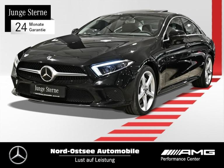 Mercedes-Benz CLS 350 d 4M COMAND Multibeam SD Distronic LED, Jahr 2018, Diesel