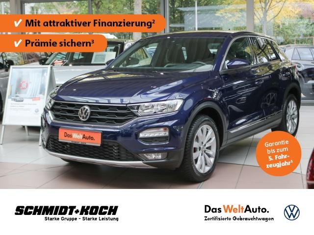 Volkswagen T-Roc 2.0 TDI Sport DSG, Navi, ACC el. Heckklappe, Jahr 2019, Diesel