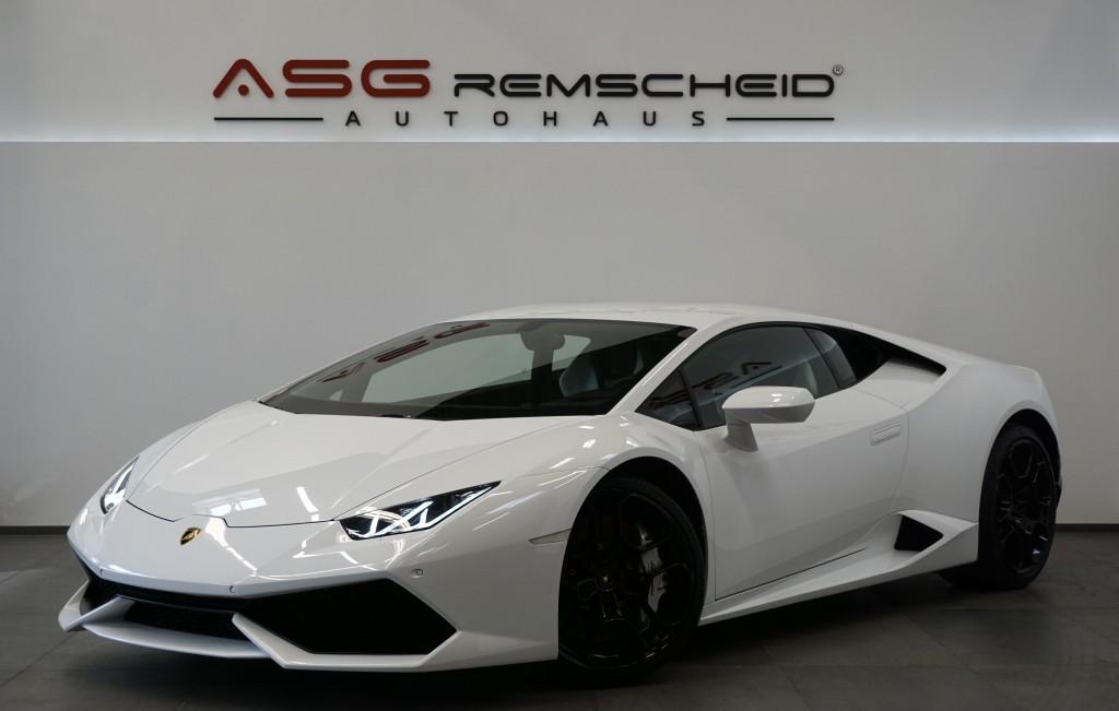 Lamborghini Huracán LP 610-4 *2.Hand +Service NEU*20Zoll *, Jahr 2015, Benzin