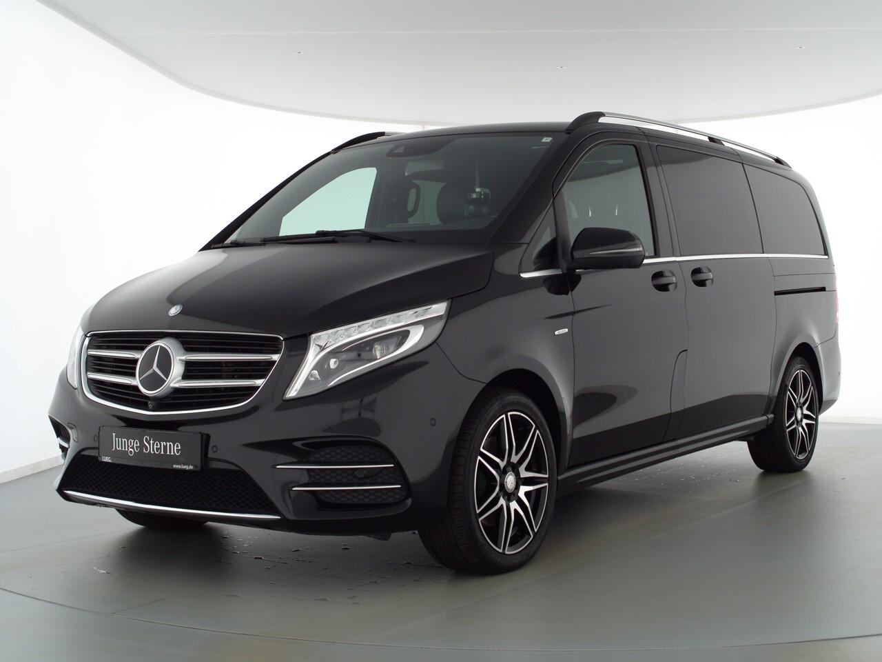 Mercedes-Benz V 250 d 4M Fahrassist., Jahr 2017, Diesel