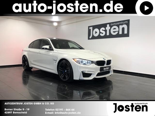 BMW M3 DKG LCI1 H/K 1.Hand BRD unfallfrei 437M, Jahr 2016, Benzin