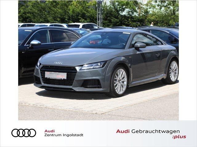 Audi TT Coupé 2.0 TDI 2xS line LED NAVI DAB Alcantara, Jahr 2015, Diesel