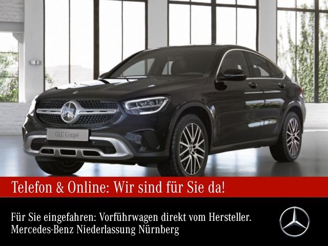 Mercedes-Benz GLC 200 Cp. 4M LED Kamera Easy-Pack 9G Sitzh Temp, Jahr 2020, Benzin