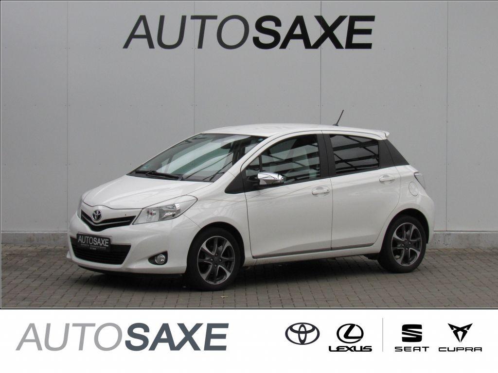 Toyota Yaris 1.33 Trend*KLIMAANLAGE*RÜCKFAHRKAMERA*LMR*, Jahr 2014, Benzin