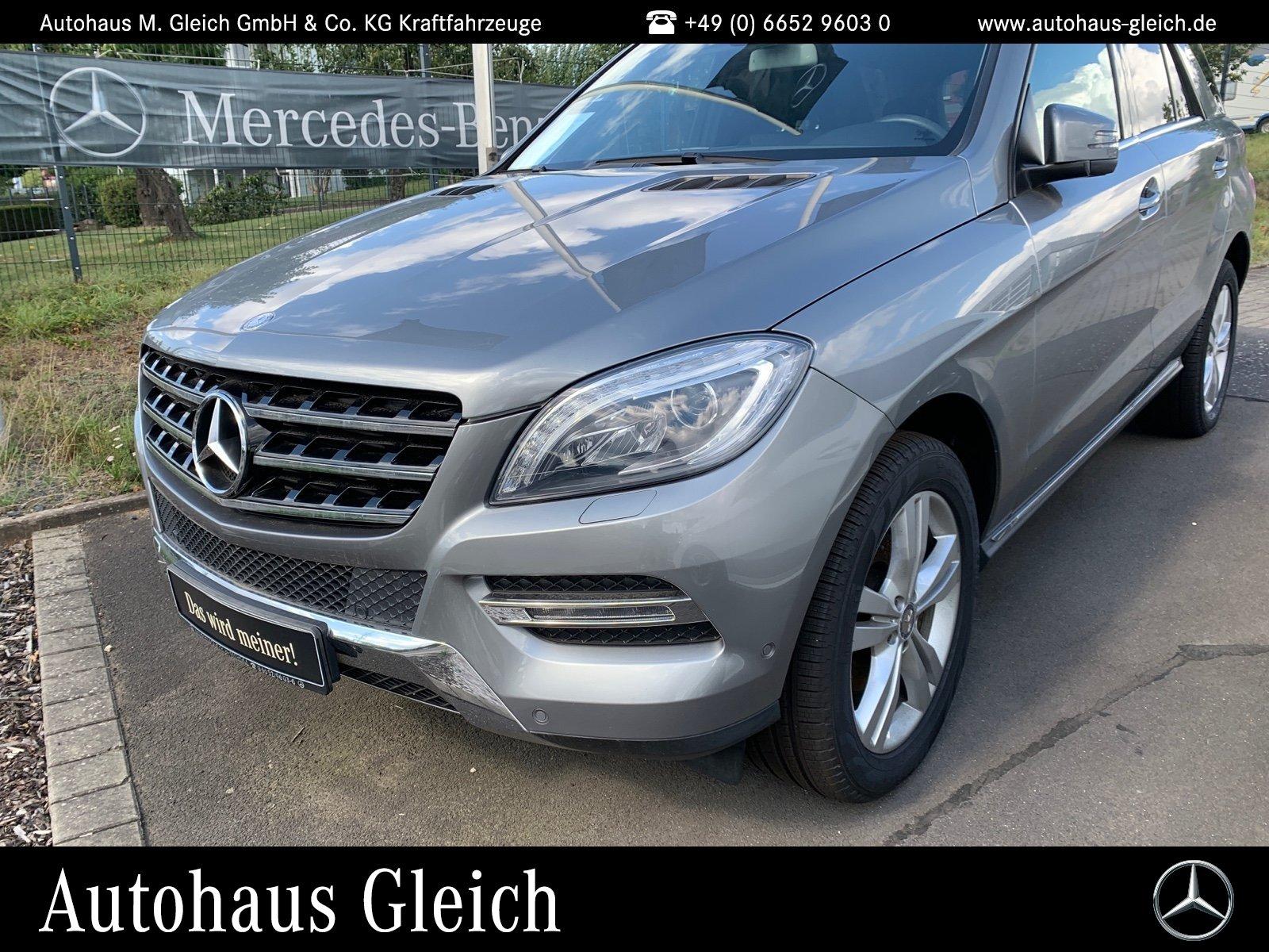 Mercedes-Benz ML 250 BlueTEC 4MATIC Off-Roader Navi/Autom., Jahr 2013, Diesel