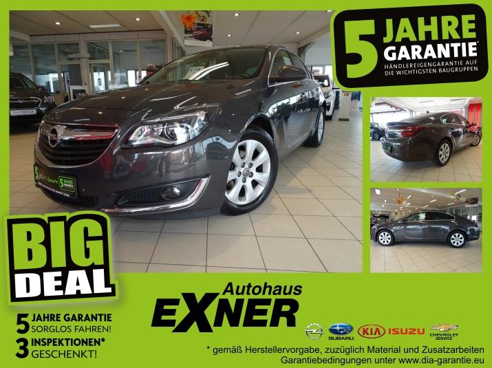 Opel Insignia 2,0 CDTi INNOVATION Bi-Xenon Kurvenlich, Jahr 2015, Diesel