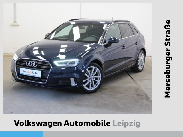 Audi A3 Sportback 1.4 TFSI sport *DSG*NAVI*LED*SHZ*, Jahr 2017, Benzin