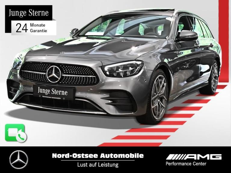 Mercedes-Benz E 200 T AMG LED Kamera 9G-Tronic MBUX AHK, Jahr 2020, Benzin