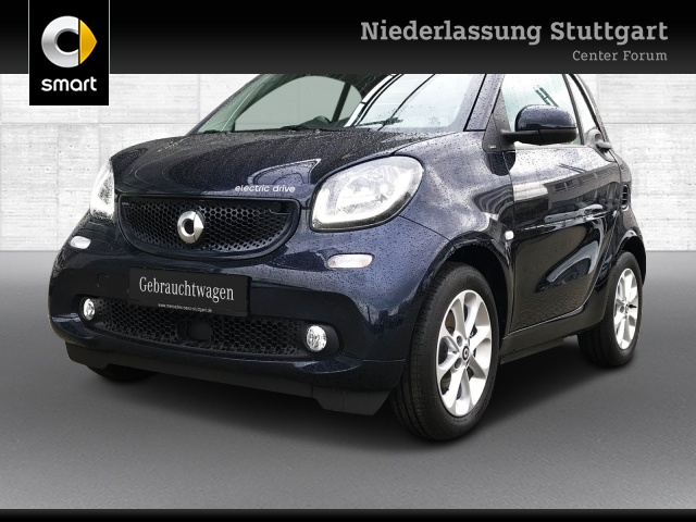 smart fortwo coupé 60kWed passion BRABUS tailor made, Jahr 2018, Elektro