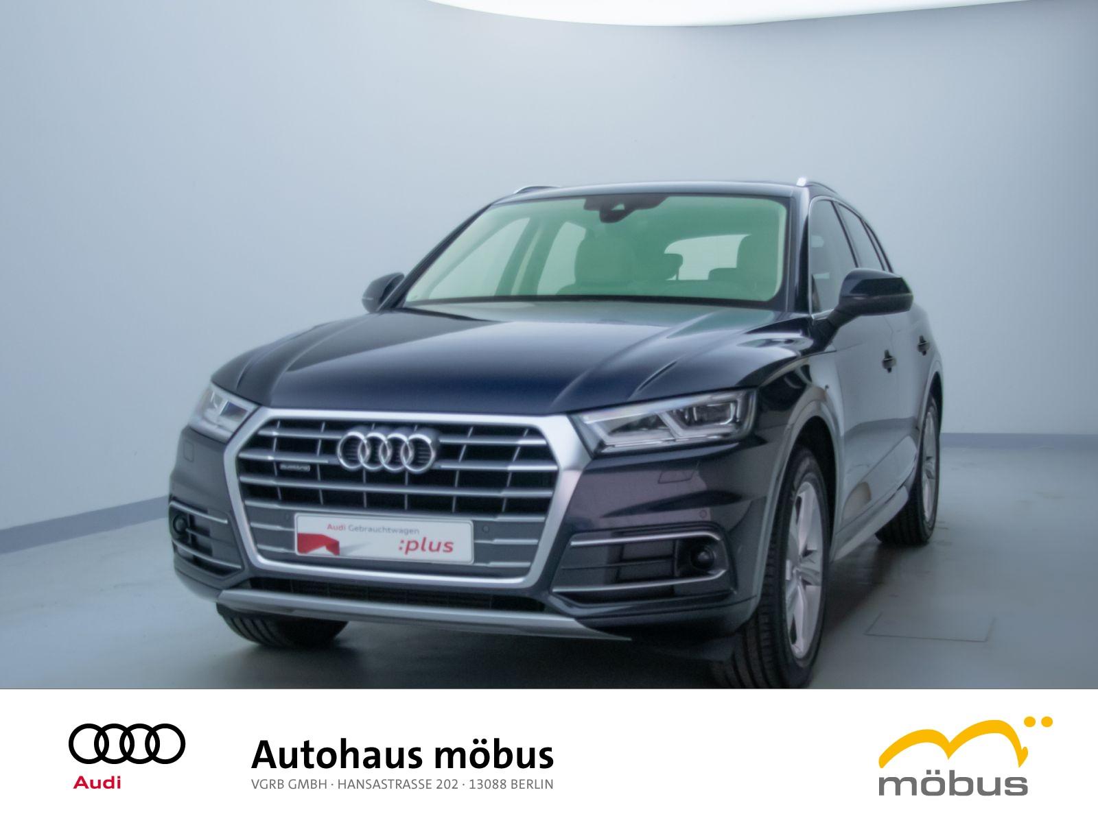 Audi Q5 sport 2.0 TFSI QU *HEADUP*PAN*FHZ*AHK*, Jahr 2018, Benzin