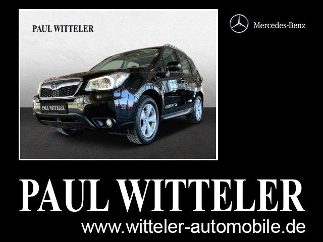 Subaru Forester 2,0D Exclusive Xenon/AHK/Allrad/LM-Felg, Jahr 2015, Diesel